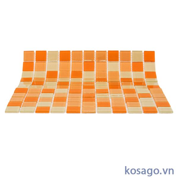 Gạch Mosaic Socola vàng 2