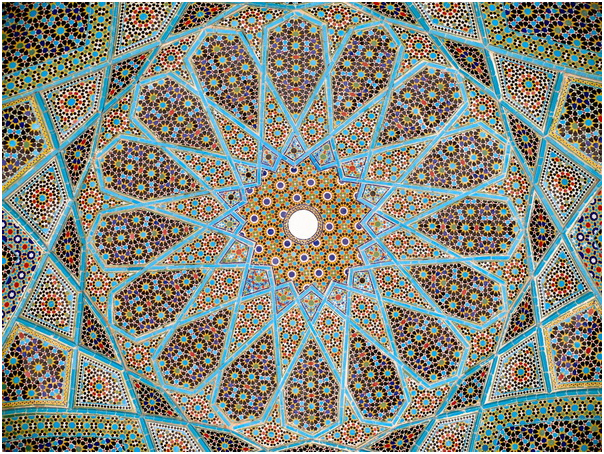 Nghệ thuật gạch Mosaic