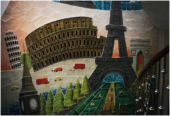 Tập hợp những công trình nổi tiếng của châu Âu