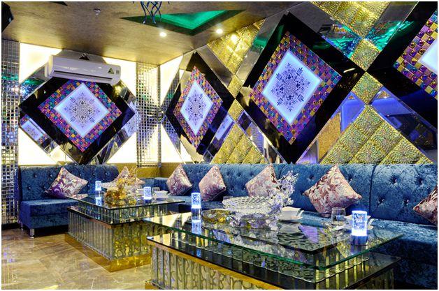 Nét đẹp sang trọng, tinh tế cho phòng khách khi sử dụng gạch mosaic