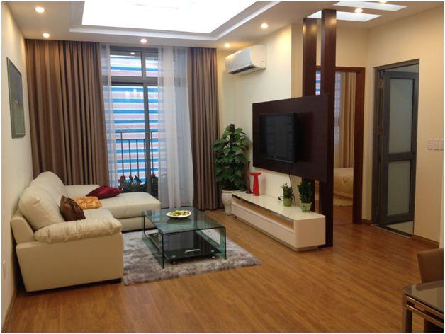 Sàn nhựa giả gỗ dán keo – sự lựa chọn hoàn hảo cho nhà chung cư