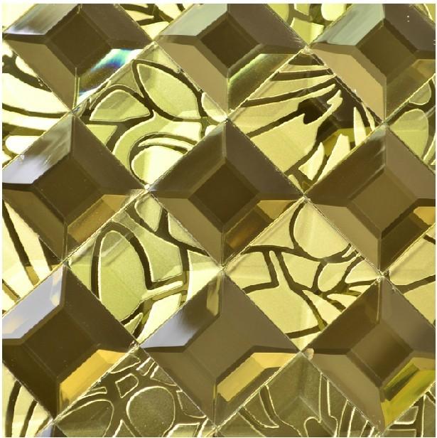 Trang trí ngoại thất với gạch mosaic