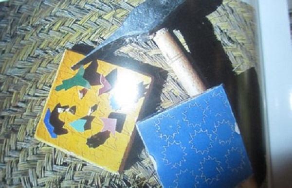 Kỹ thuật làm gạch Mosaic lâu đời từ kinh thành Fes