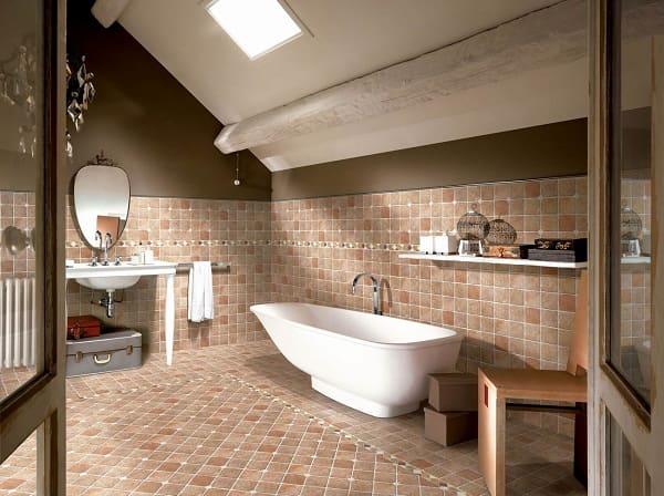 Làm đẹp nhà ở với gạch mosaic