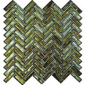 kích thước gạch mosaic hình chữ nhật