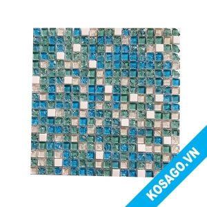 kích thước gạch mosaic hình vuông
