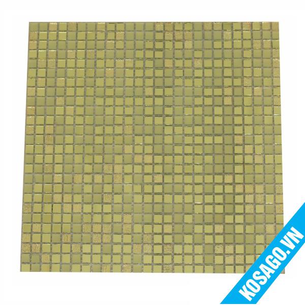 Gạch Mosaic vàng