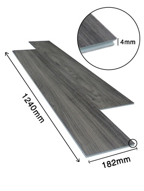 Sàn nhựa giả gỗ trong nhà SPC 6006 - 12