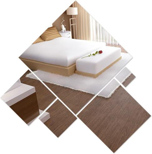 Sàn nhựa giả gỗ trong nhà SPC 6008 -1
