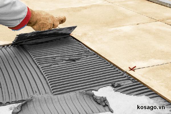 Lý do keo dán gạch được ưa chuộng và sử dụng rộng rãi