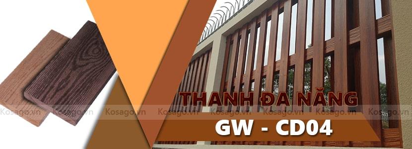 Thanh đa năng GW - CD04