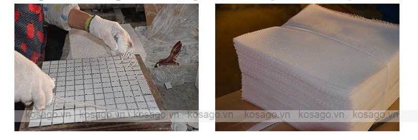 Xưởng sản xuất gạch mosaic - 2