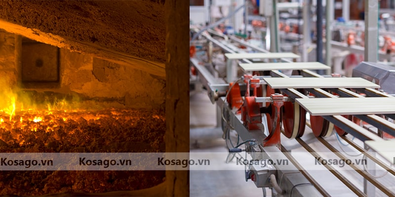 Đặc điểm sản phẩm gạch mosaic BV004