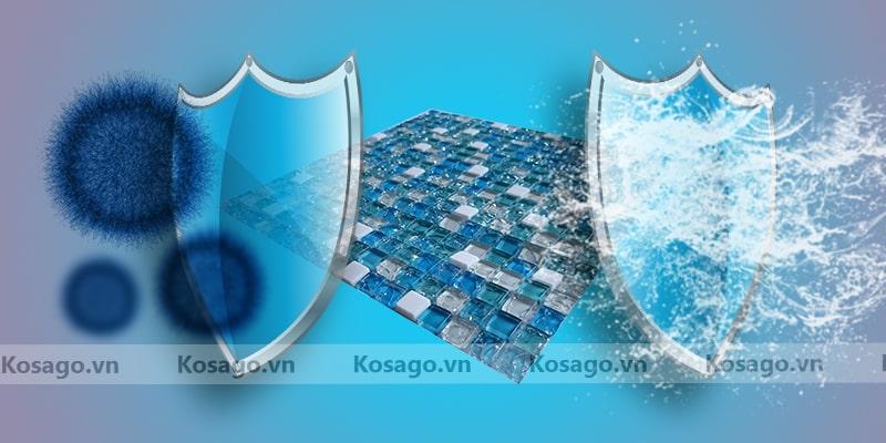 Gạch mosaic BV004 bền chắc