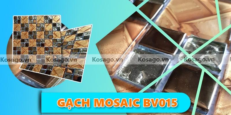 Gạch mosaic BV015