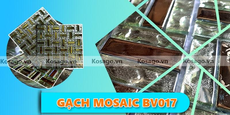 Gạch mosaic trang trí BV017