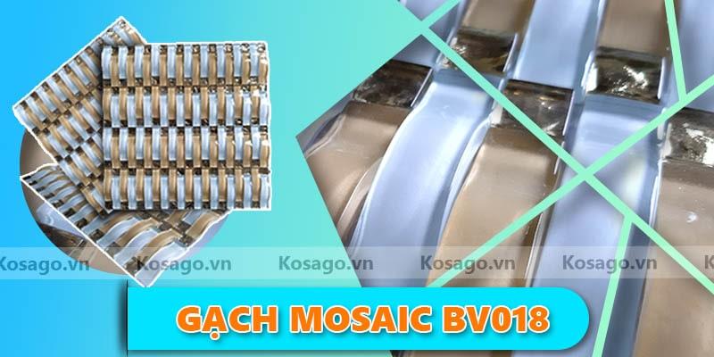 Gạch mosaic BV018