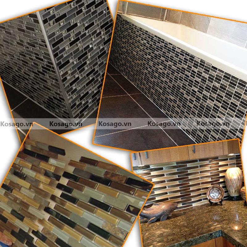 Ứng dụng sản phẩm gạch BV019