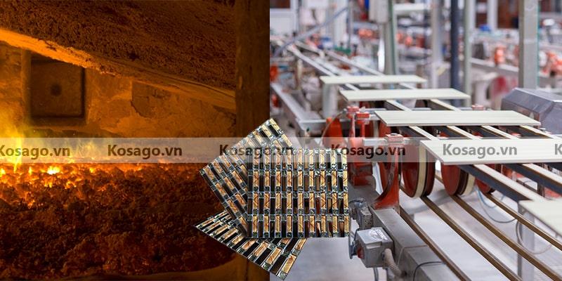 Đặc điểm gạch mosaic BV019