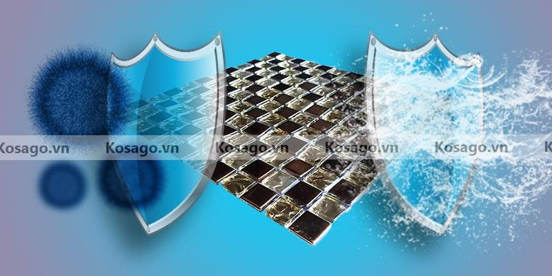 Đặc điểm gạch mosaic trang trí BV020