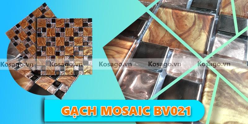 Gạch mosaic trang trí BV021