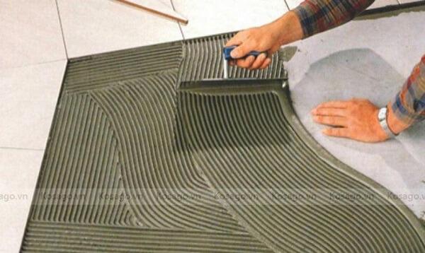 Cách nhận biết keo dán gạch mosaic chất lượng