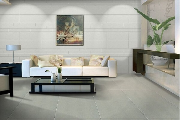 gạch ốp tường phòng khách đẹp