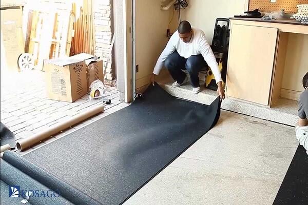 Mút xốp lót sàn