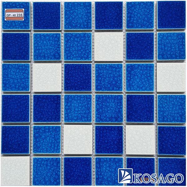 Gạch mosaic gốm GP 48235