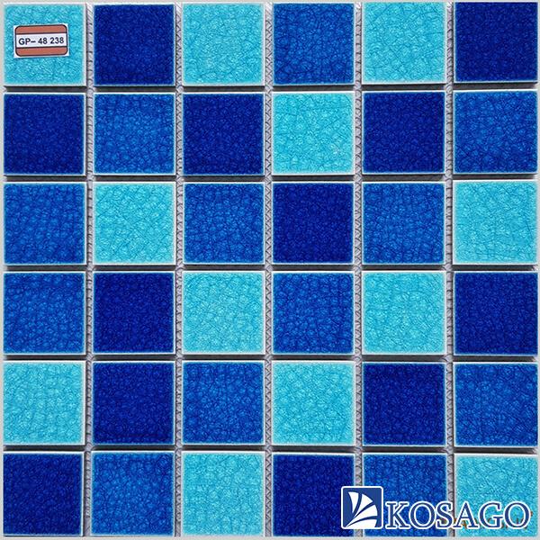 Gạch mosaic gốm GP 48238