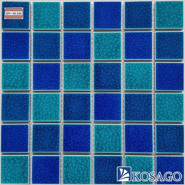 Gạch mosaic gốm GP 48246
