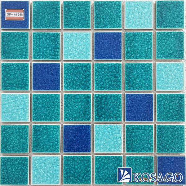 Gạch mosaic gốm GP 48268