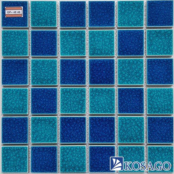 Gạch mosaic gốm GP4846