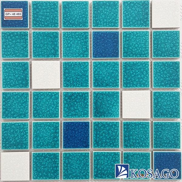 Gạch mosaic gốm GP 48465