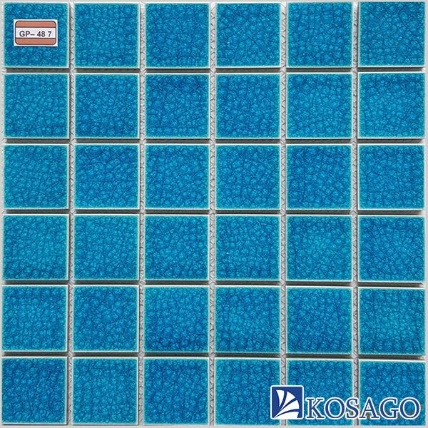 Gạch mosaic gốm GP 487