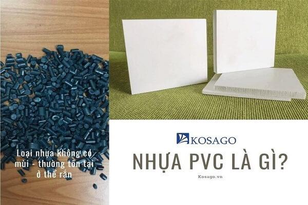 chất liệu nhựa pvc là gì