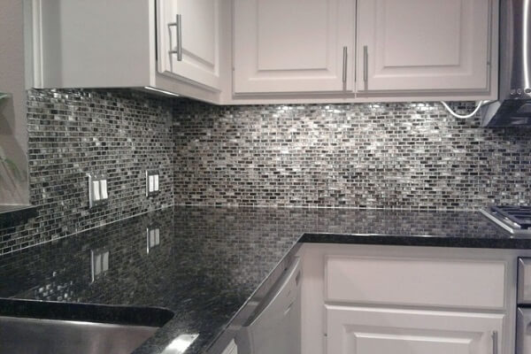 gạch mosaic ốp phòng bếp đẹp