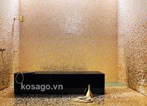 Địa chỉ cung cấp gạch Mosaic thủy tinh uy tín tại Hà Nội