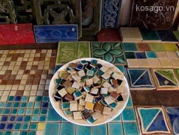 Gạch Mosaic sứ