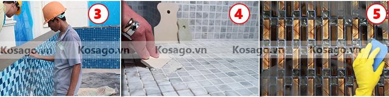 Hướng dẫn thi công mẫu gạch BV019
