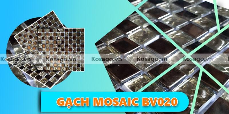 Gạch mosaic trang trí BV020