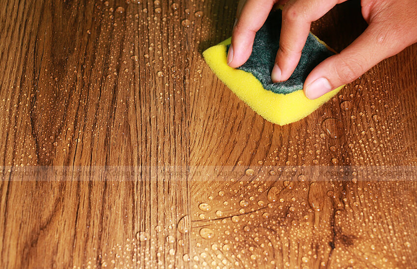 Ứng dụng sàn nhựa giả gỗ trong nhà bd2303