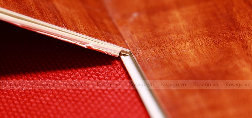 Sàn nhựa giả gỗ trong nhà BD2309 có kết nối hèm khóa