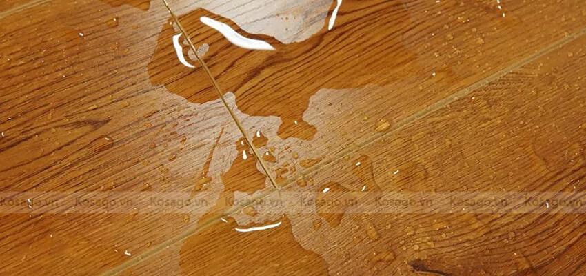 Sàn nhựa giả gỗ trong nhà bd1023 chống trơn