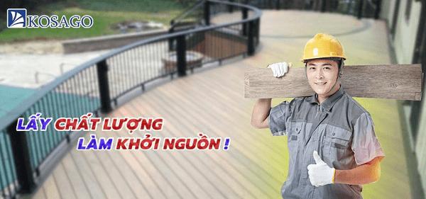 Giới thiệu Kosago - Chất lượng đến từ thương hiệu