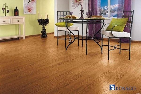 Có nên chọn sàn nhựa giả gỗ ốp lát cho căn hộ chung cư