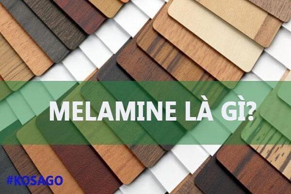 Melamine là gì? Đặc điểm và ứng dụng