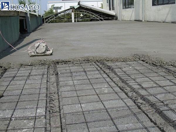 Công thức tính độ dày sàn nhà bê tông