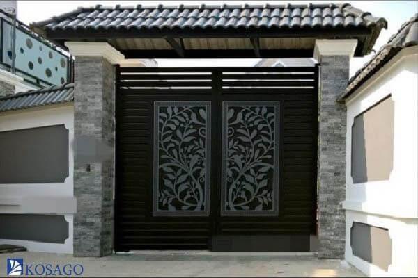 tiêu chuẩn lựa chọn gạch ốp cột nhà theo phong cách