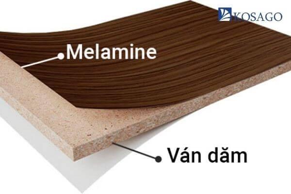 ván gỗ melamine